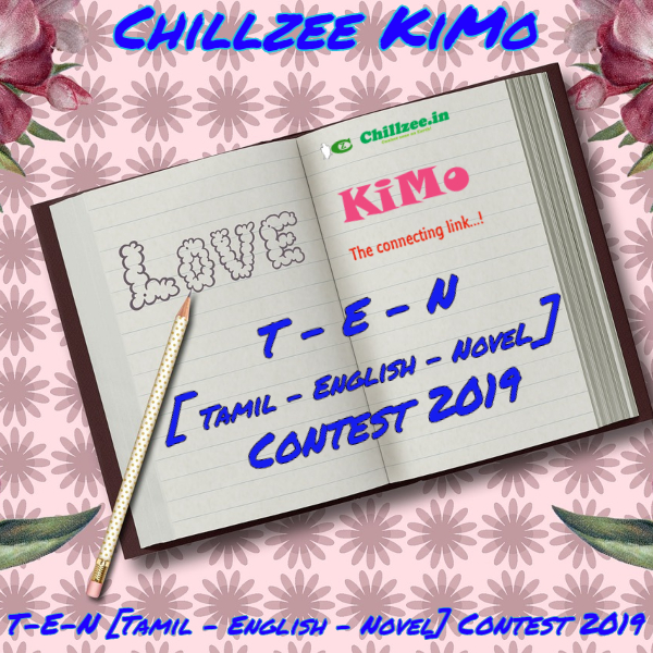 Chillzee KiMo - Tamil, English Novel writing Contest 2019
